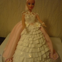 Katies Fairy Cake   fairy princess cake