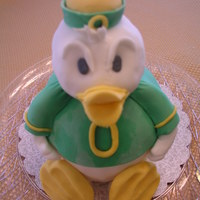Happy Birthday For My Duck Lover