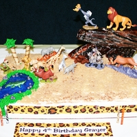 Lion King Birthday