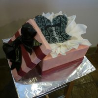 Lingerie Bridal Shower Cake lingerie bridal shower cake