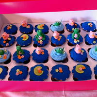 Baby Shower Cupcake Assortment