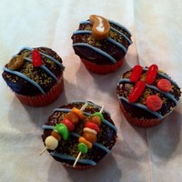 Grill Out Cupcakes...