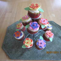 Spring / Mother's Day Cupcakes