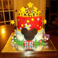 Mickey Mouse Club House *Happy Birthday Princeton