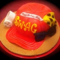 Swag Hat Cake Swag Hat Cake