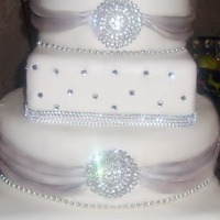 Bling Birthday Cake