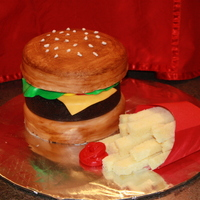 A Whopper Of A Cake