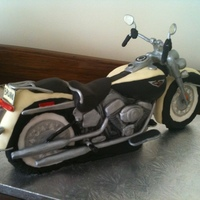 Harley Davidson Softail De Luxe Another almond rum cake (I know, it's my favorite because it travels well and I can even send some of these cakes by mail), covered...