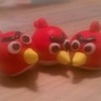 Angry Birds With Playable Field