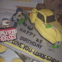 Only Fools And Horses Cake only fools and horses cake