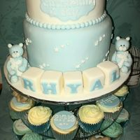 For A Very Cute Little Boys Christening X For a very cute little boys christening x