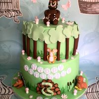 The Gruffalo Completely Inspired By My Favourite Caker Little Cherry Cake Company The Gruffalo.Completely inspired by my favourite caker Little Cherry Cake Company.