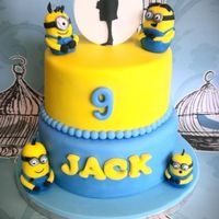 For A Despicable Me Fan   For a despicable me fan