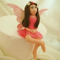 Fairy Princess fondant and gumpaste. tfl