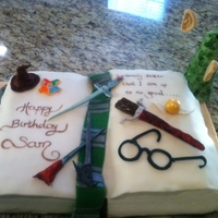 Harry Potter - 16Th Birthday Cake
