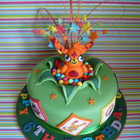 Moshi Monsters Katsuma Cake Moshi monsters Katsuma cake