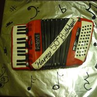Accordion Cake