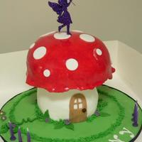 A House For Fairies Toadstool *A house for Fairies! Toadstool