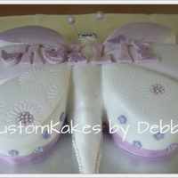 Butterfly Cake ...x