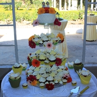 Wedding Cupcake Tower First Wedding Cupcake Tower