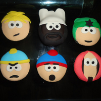 Southpark Cupcakes southpark cupcakes