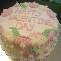 Valentine Day Chess Cake   valentine's day chess cake