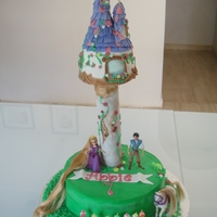 Tangled Birthday