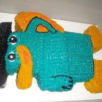 Perry The Platypus perry the platypus