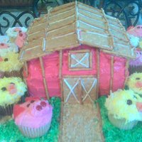 Old Mcdonalds Farm I made this for my grandson Carter's 2nd Birthday