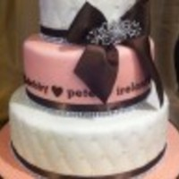 Debby's Classic Pink Wedding Cake From Sweet Discoveries CREATOR: gd-jpeg v1.0 (using IJG JPEG v62), quality = 90