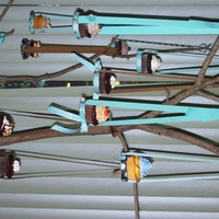 Hanging Cupcakes This is an example of what I made for hanging cupcakes from branches. It was a hot topic a while ago, on the forum, so I thought I would...
