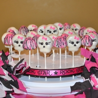 Monster High Cake Pops Monster High SkullFear Squad Pom-Poms