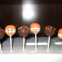 Doctor Cake Pops I made these for our friend`s little girl who is fighting for her life with a rare leukemia.
