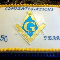 Masonic Lodge Cake