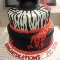 Congratulations   Graduation cake