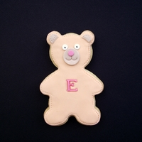 Teddybear NFSC with gumpaste