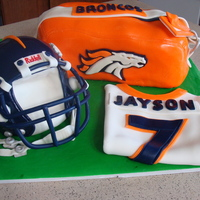 I Found This On Pinterestnot Sure Who To Thank For The Original Idea The Helmet Was So Difficult My 2Nd Helmet Cake I Vow To Never I found this on Pinterest...not sure who to thank for the original idea. The helmet was so difficult! My 2nd helmet cake - I vow to never...