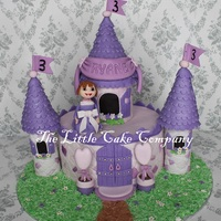 Princess Dora   3rd birthday cake