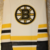 Boston Bruins Really liked making this one - the logo was pretty simple and straightforward! *LOL*