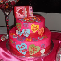 Valentine's Bridal Shower