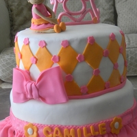 Princess Cake For My Little Princess