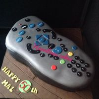 Sky Remote Control As requested by a customer who's other half takes constant control of the remote!!!