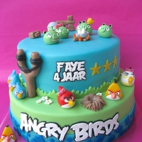 Girly Angry Birds