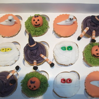 I Made These For A Cake Sale At A Pensioners Care Home And They Went Down Really Well They Are Inspired From Multiple People On Cc So Thank... I made these for a cake sale at a pensioners care home and they went down really well. They are inspired from multiple people on CC so...