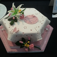 Cake International Entry London 2012 I made this cake in memory of me mum. She passed away before her 70th birthday and this was the cake that I had designed for her. I decided...