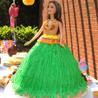 Hawaiian Luau Barbie Hawaiian Luau Barbie