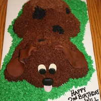 Idea Came From Cake Central Thanks To All Who Inspire The Little Boy Loved His Puppy Idea came from Cake Central! Thanks to all who inspire!!!! The little boy LOVED his puppy!