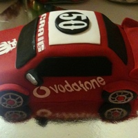 Made This V8 Super Car Cake For My Brother Inlaws Birthday   made this v8 super car cake for my brother inlaws birthday