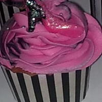 My Shoe Cup Cakes   this a cup cake that was requested for a 18th birthday loved by all