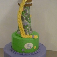 My Tangled Tower Cake my tangled tower cake
